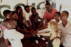 Mitglieder von Boa Nnipa © Boa Nnipa