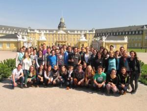 Mitglieder von SOG im Mai 2015 in Karlsruhe, © SOG